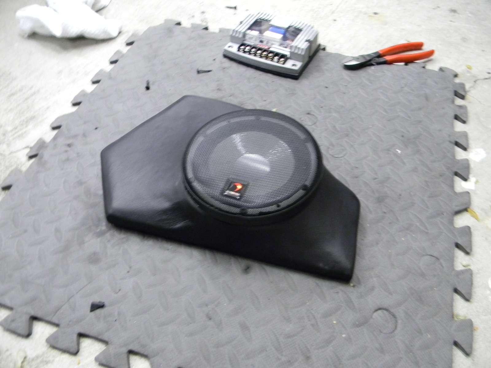E34 Custom Door Speaker Pods